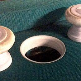 Bumper Pool Hole Liner Set, Bumper Pool Hole Liner Set