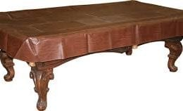 Naugahyde 8' Pool Table Cover