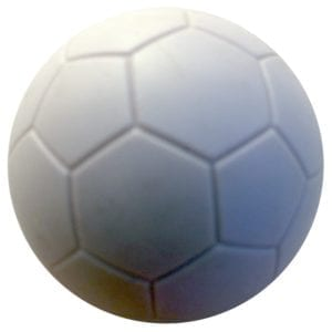 Engraved Foosball