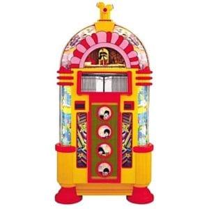 Rock-Ola Beatles Yellow Submarine CD Jukebox