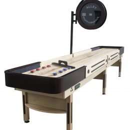 14' Alley Shuffleboard optional scoring unit