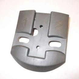 Kettler End Cap 20mm, Kettler End Cap 20mm x 20mm