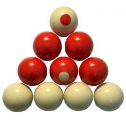 Bumper Pool Ball Set