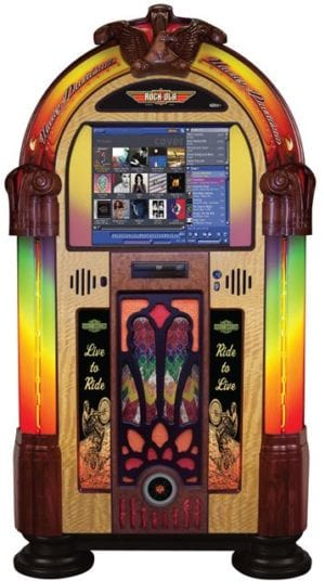 Rock-Ola-Harley-Davidson-Music-Center-Jukebox