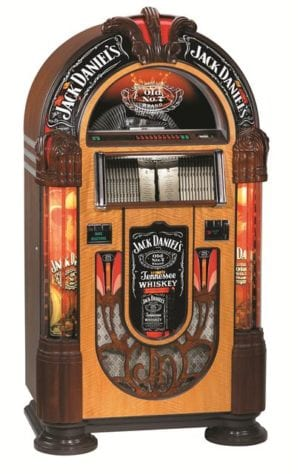 Rock-Ola Jack Daniels Music Center Jukebox