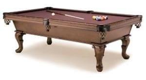 Olhausen Virginian Pool Table