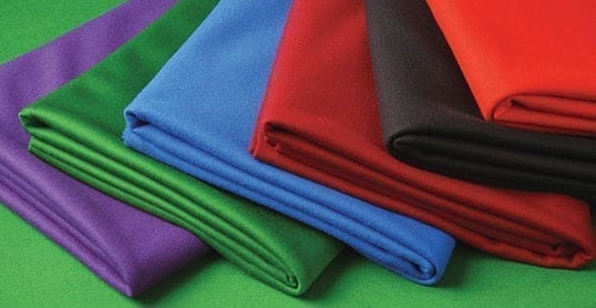 billiard cloth