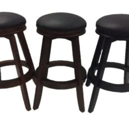 generations backless bar stool