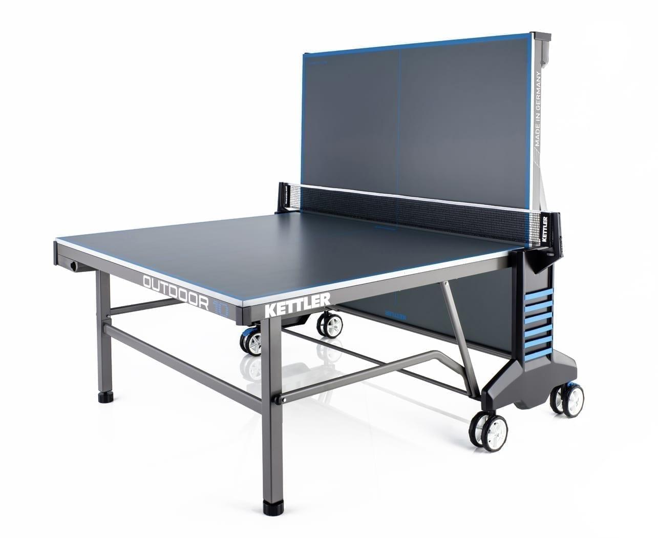 Kettler Outdoor 10 Table Tennis Table Games For Fun