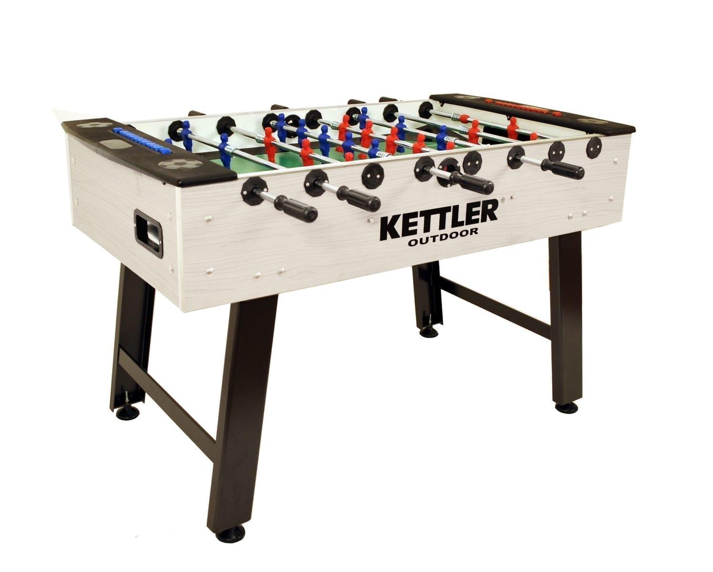 Kettler Monte Cristo Outdoor Foosball Table Games For Fun