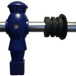 Blue Robot Foosball Player