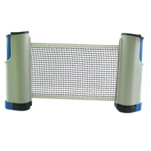 Universal Retractable Ping Pong Net