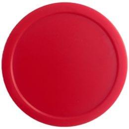 Red Air Hockey Puck
