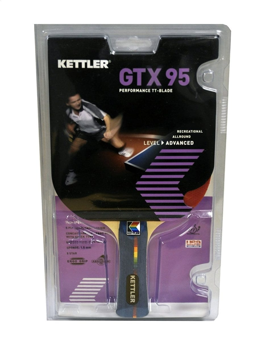 Kettler Gtx 95 Racquet Games For Fun