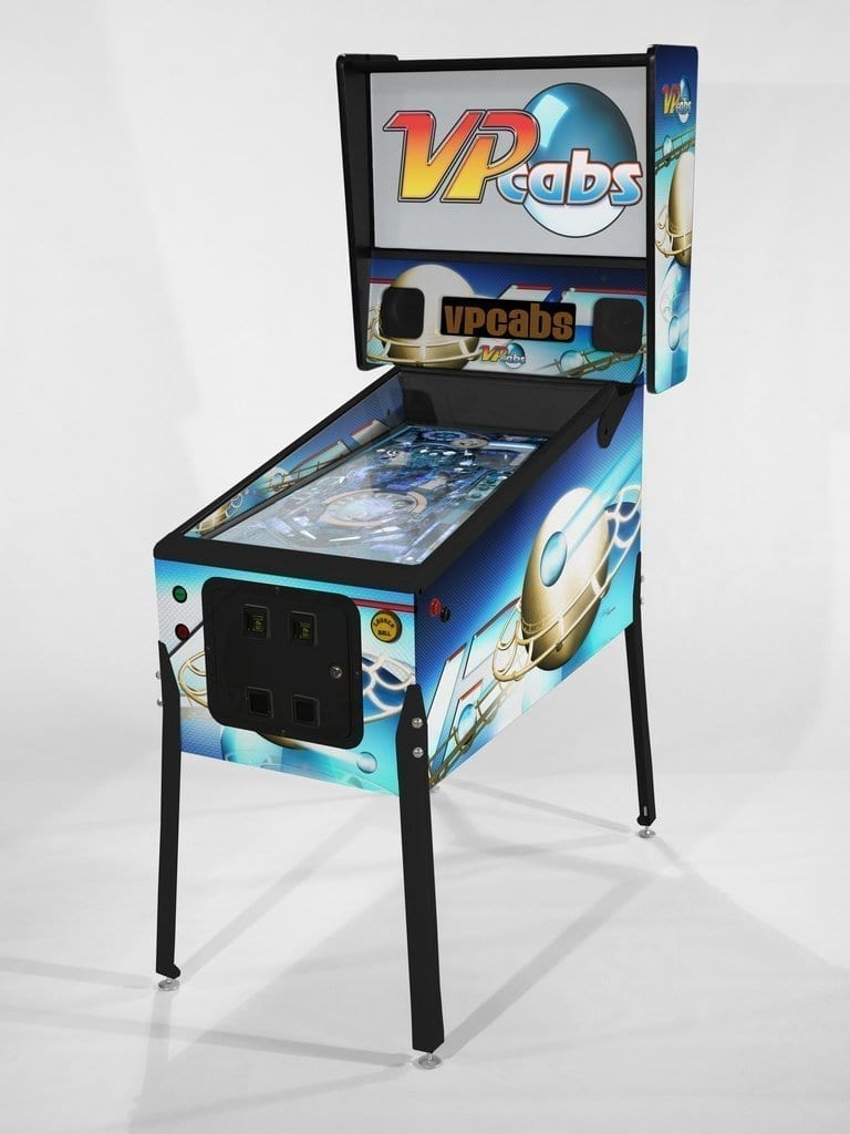 VP Cabs The Classic Virtual Pinball Machine