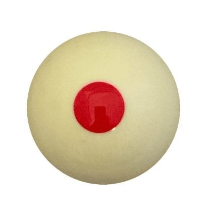 BUMPER POOL REPLACEMENT WHITE BALL