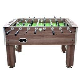 Premium Foosball Table, Driftwood 56″ Foosball Table