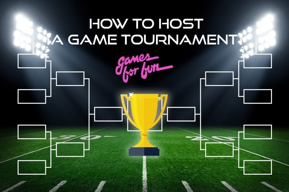 how to host a game tournament