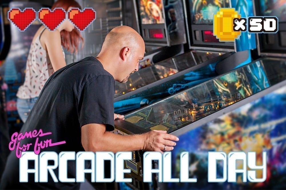 arcade all day