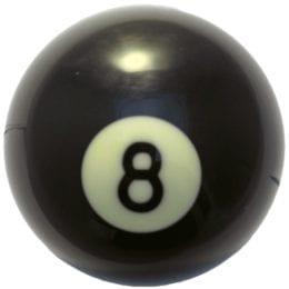 Crazy 8 Ball
