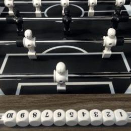 Challenger Single Goalie Foosball Table, Challenger Single Goalie Foosball Table