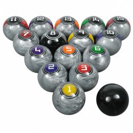 McDermott Galaxy Series Billiard Ball Set
