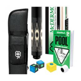 Lucky Pool Cues | McDermott Lucky Cues | Games For Fun
