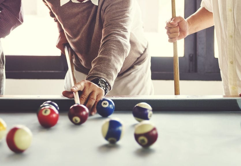 The Difference Between Pool, Snooker, and Billiards