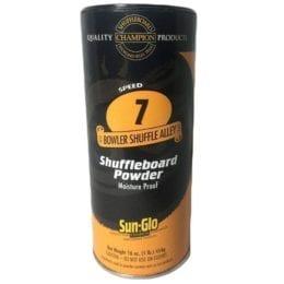 Sun-Glo Speed 7 (Shuffle Alley) Shuffleboard Powder