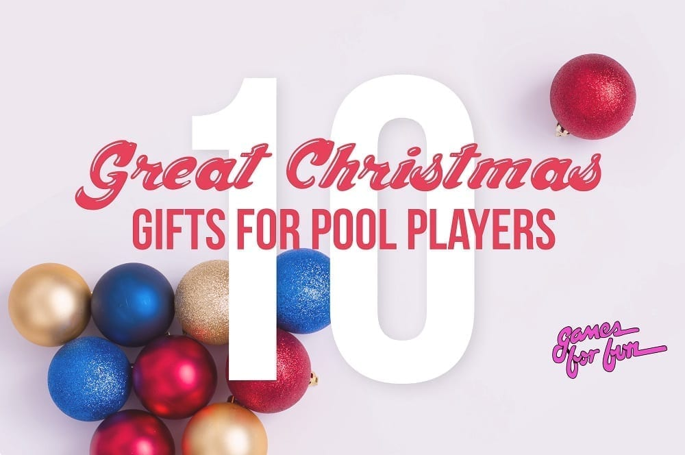Gifts For Pool Players, 10 Great Christmas Gifts For Pool Players