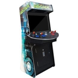 3500 Game Slim Upright Arcade Machine