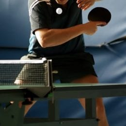 Table Tennis/Ping Pong