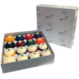 Aramith Crown Standard Ball Set