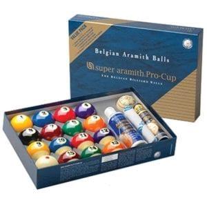 Super Aramith Pro Value Pack Ball Set