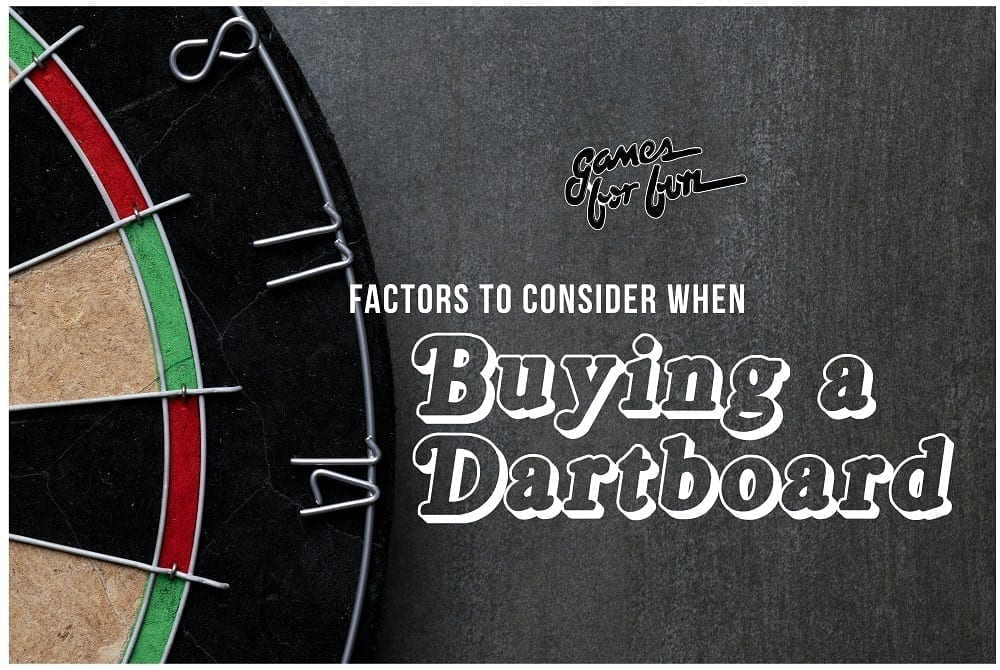 Buying a Dart board