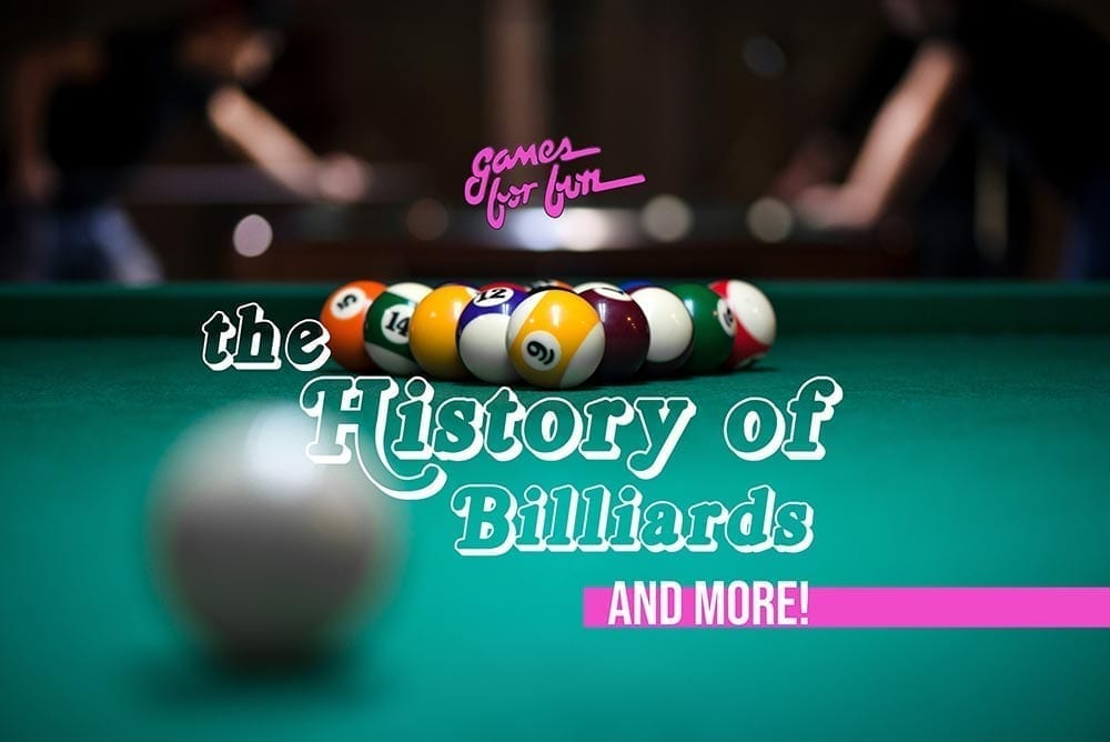 The History of Pool