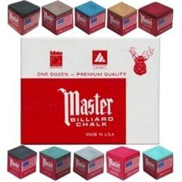 Master 12 Pack Chalk