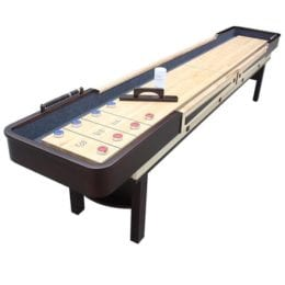 Merlot Shuffleboard Table Espresso