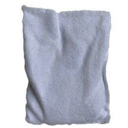 Personal Hand Talc Bag